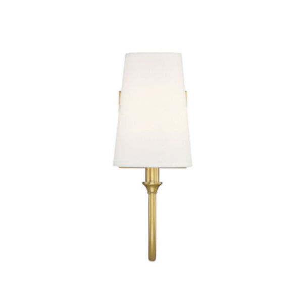 Anna Warm Brass One-Light Wall Sconce, image 5