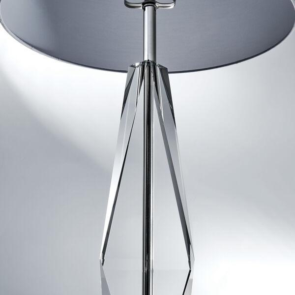 Callum Crystal White One-Light Table Lamp, image 2