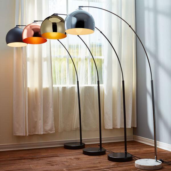 Arquer Black Arc Floor Lamp, image 2