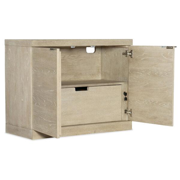 Cascade Taupe File Cabinet, image 2