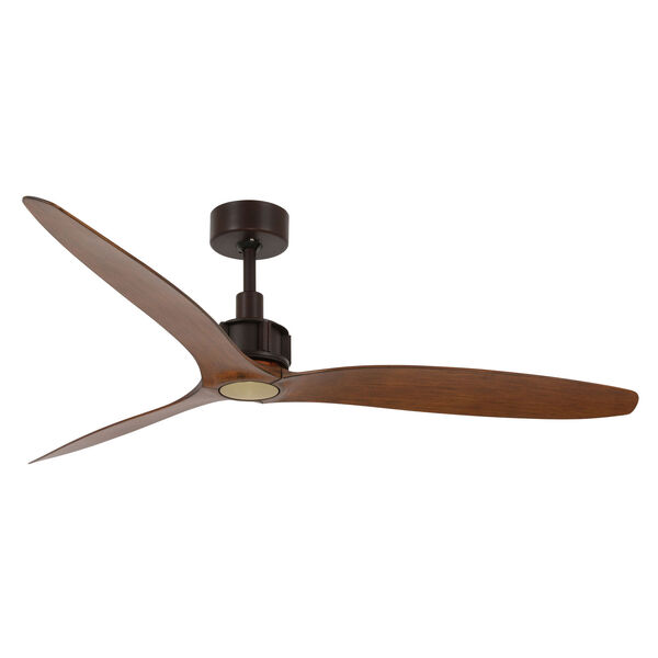 Lucci Air Viceroy Oil Rubbed Brass 52-Inch DC Ceiling Fan, image 1