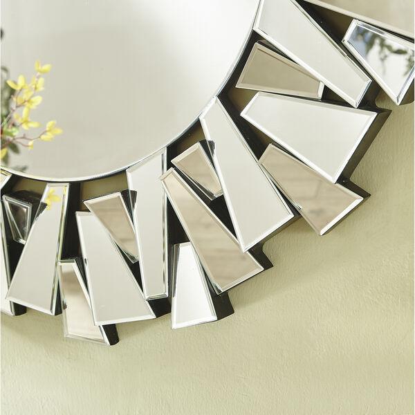 Sparkle Glass 31-Inch Mirror, image 4