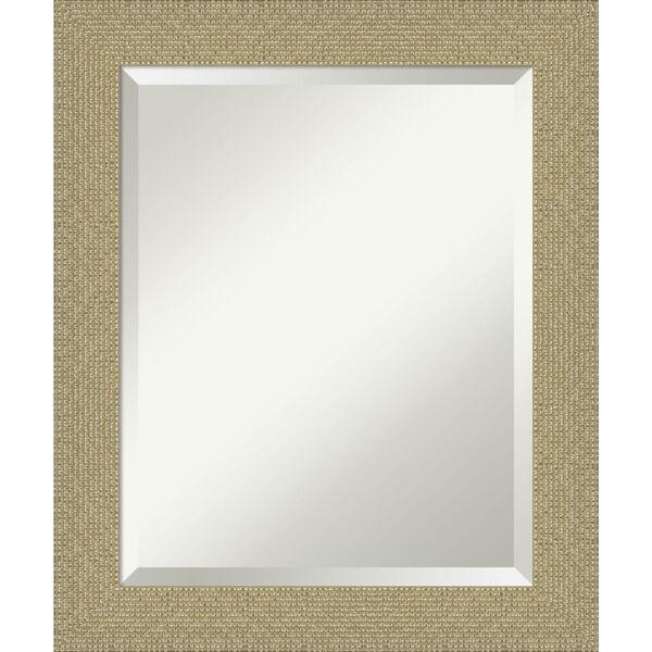Mosaic Gold 20W X 24H-Inch Bathroom Vanity Wall Mirror, image 1