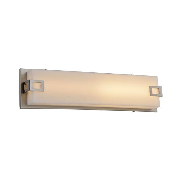 Cermack St. Brushed Nickel 26-Inch LED Bath Bar, image 1