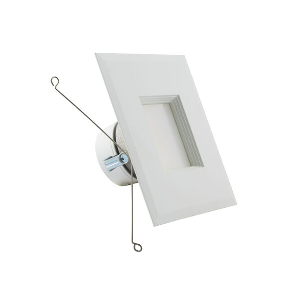 ColorQuick White LED Square Recessed Retrofit Downlight, 11.5W, image 1