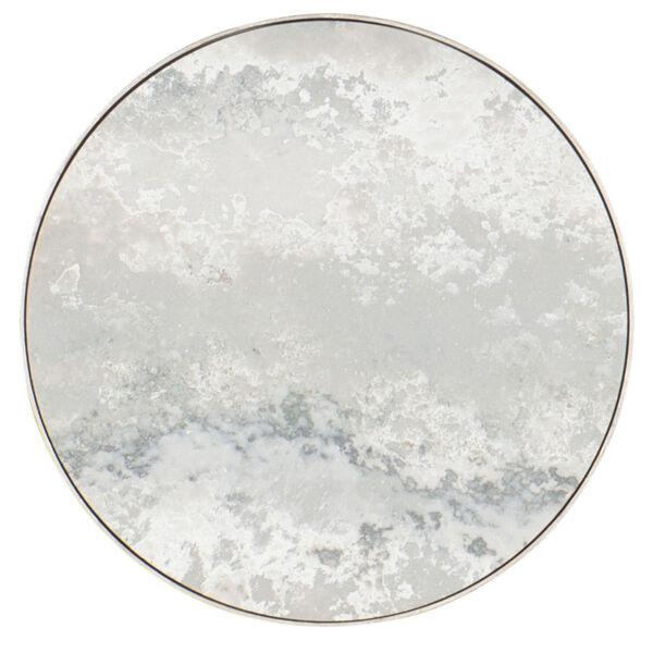 Alfresco Light Silver Martini Table, image 4