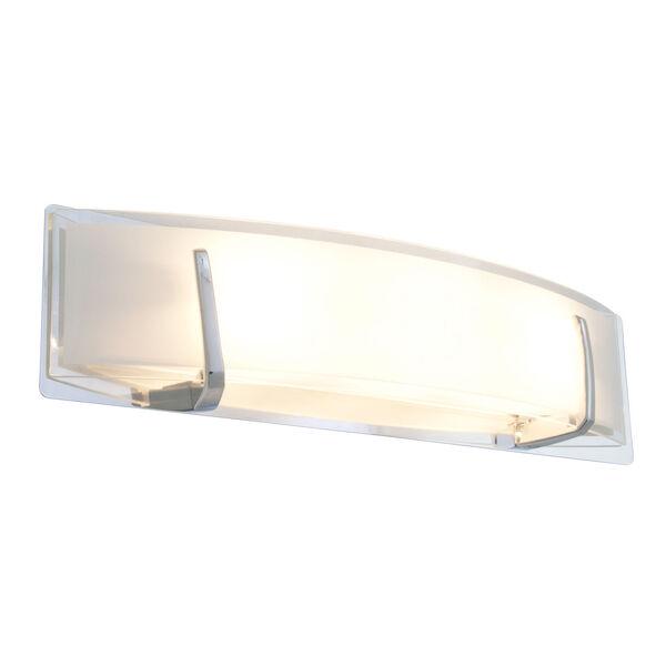 Hyperion Chrome ADA 24-Inch LED Bath Vanity, image 1