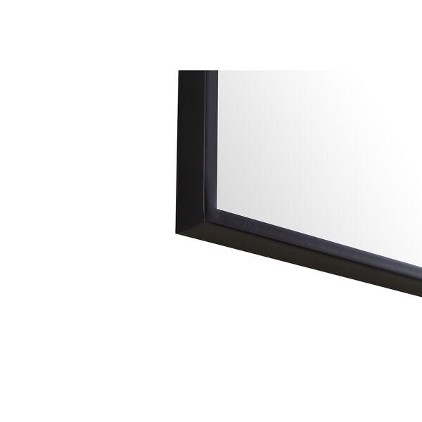 Eternity Black 18-Inch Mirror, image 3