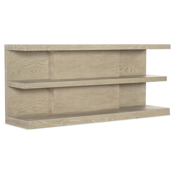 Cascade Taupe Console Table, image 1