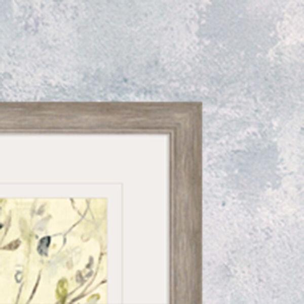 Trees of Blue II Neutral Framed Art, image 3