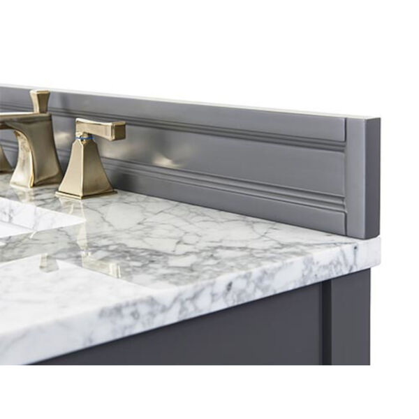 Adeline Sapphire 36-Inch Vanity Console with Farmhouse Sink, image 2
