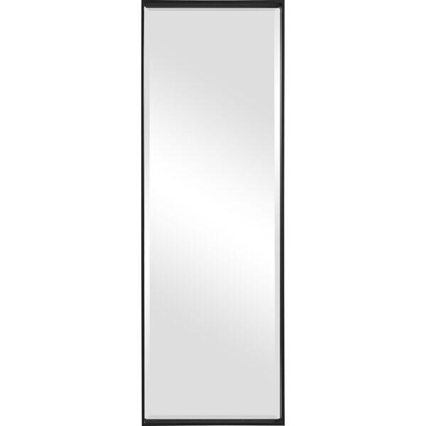 Kahn Black Rectangular Mirror, image 2