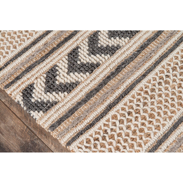 Esme Charcoal Rectangular: 3 Ft. 9 In. x 5 Ft. 9 In. Rug, image 4