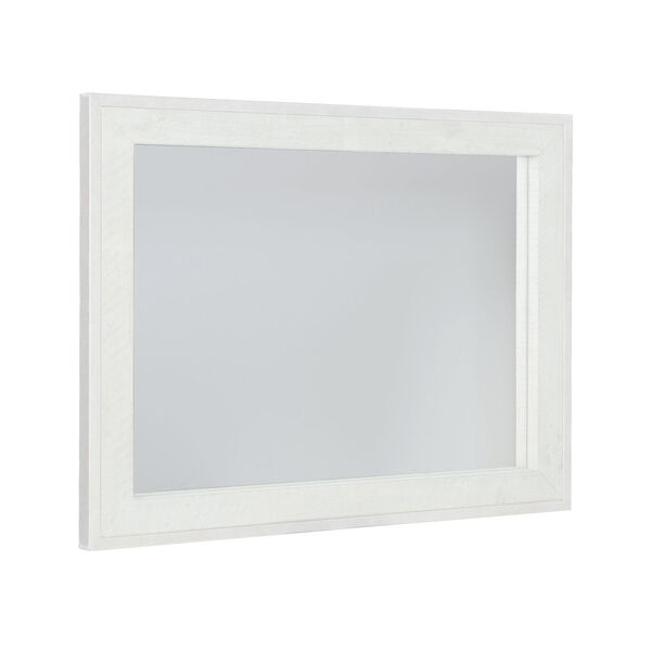 White Loft Denys Mirror, image 1