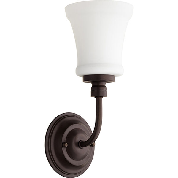 Atherton Oiled Bronze One-Light Wall Sconce, image 1