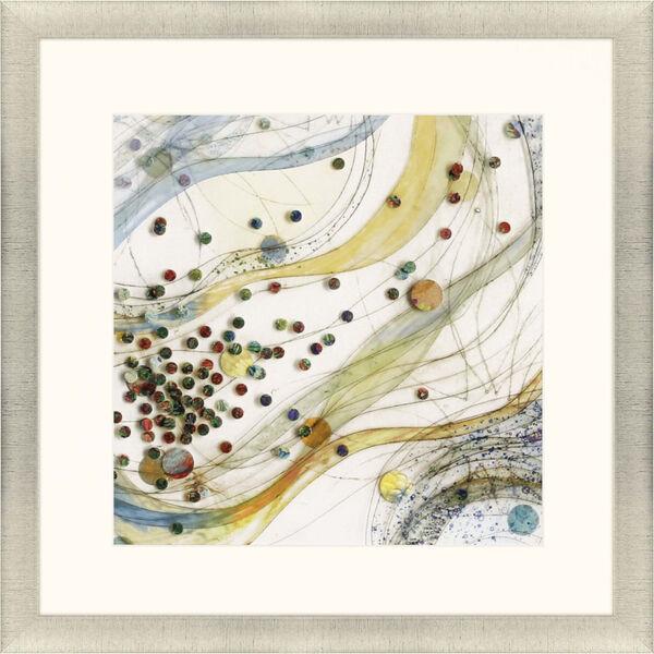 Tides Multicolor Framed Art, image 2