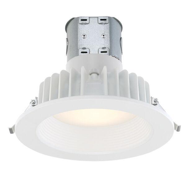White 13W 5000K 975 Lumen LED Recessed Light, image 1