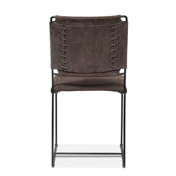 Melbourne Dark Gray Dining Chair, Set of 2, image 4