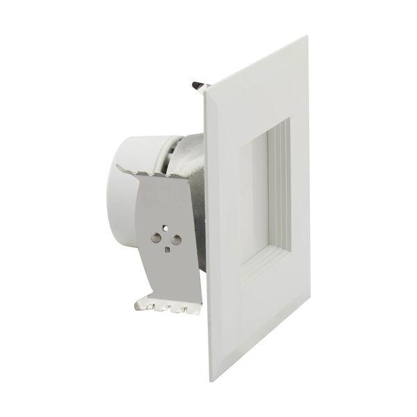 ColorQuick White 5-Inch LED Square Downlight Retrofit, image 2