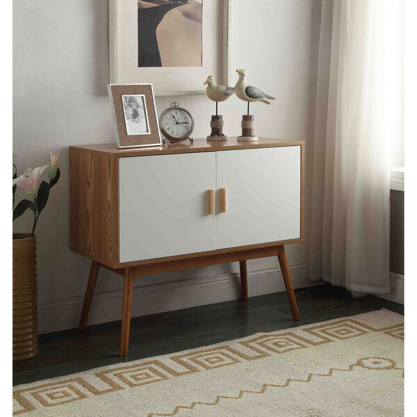 Oslo Natural Console Table, image 4