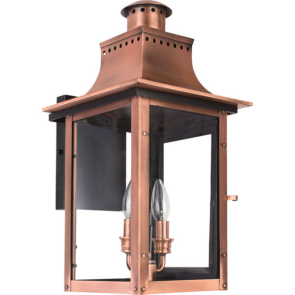 Chalmers Medium Outdoor Wall Mount, image 3