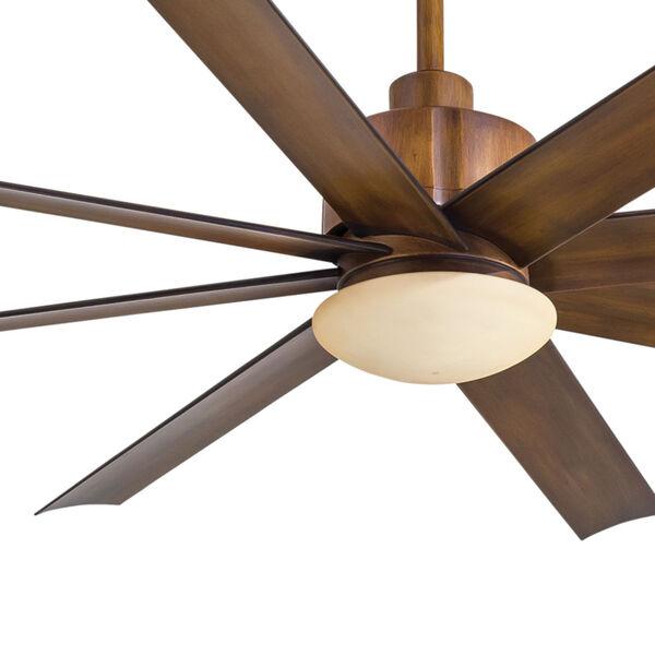 Slipstream Distressed Koa 65-Inch Ceiling Fan, image 1