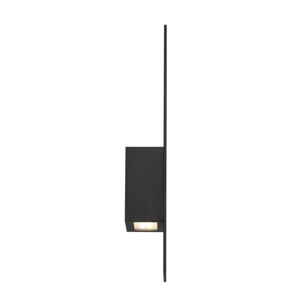 Icon Black 20-Inch 3000K Two-Light LED Outdoor Wall Sconce, image 3