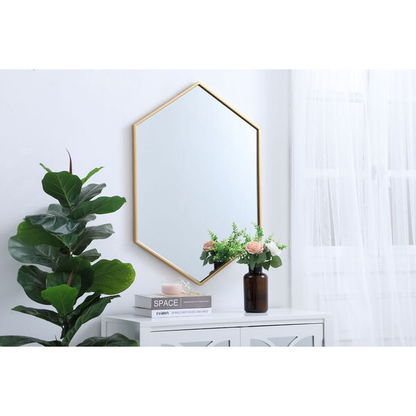 Eternity Hexagon Mirror, image 3