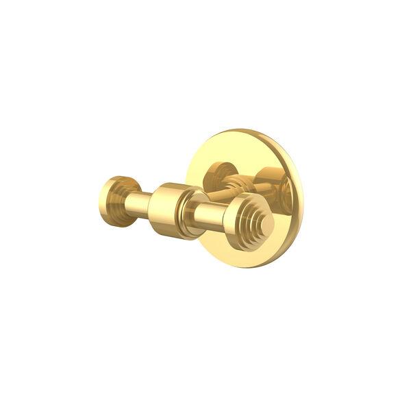 Southbeach Polished Brass Double Utility Hook, image 1