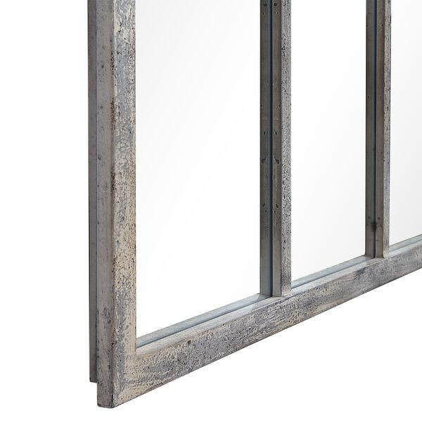 Amiel Gray and White Mirror, image 3