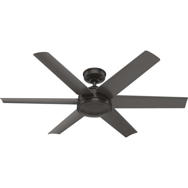 Jetty Noble Bronze 52-Inch Outdoor Ceiling Fan, image 1