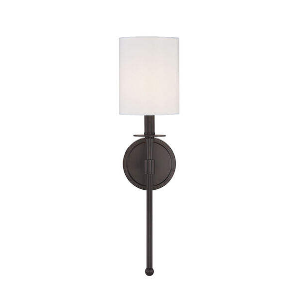Lyndale Oil Rubbed Bronze One-Light Wall Sconce, image 3
