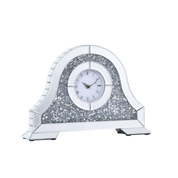Sparkle Clear 16-Inch Table Top Clock, image 4
