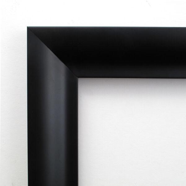 Steinway Black 21W X 27H-Inch Bathroom Vanity Wall Mirror, image 2