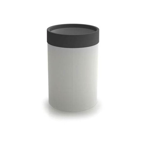 Complements Dark Grey Bathroom Accessories, image 1