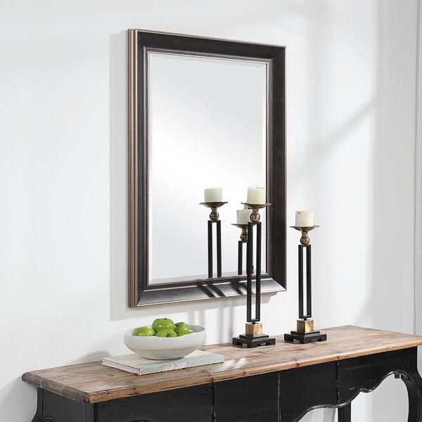 Mercer Dark Bronze Traditional Mirror, image 1