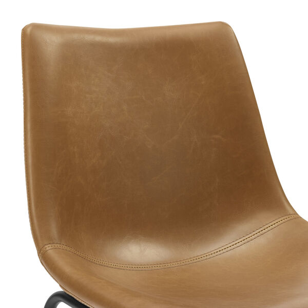 Whiskey Brown Dining Chair, set of 2, image 5