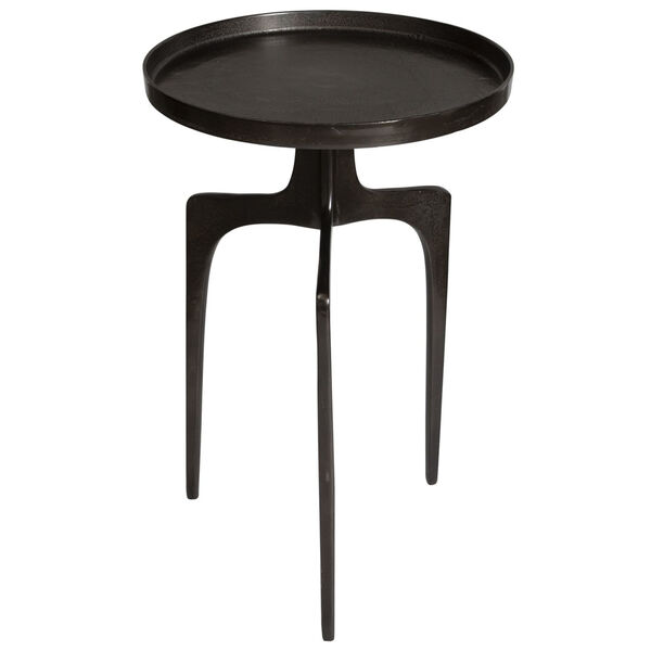 Kenna Antique Bronze Accent Table, image 2