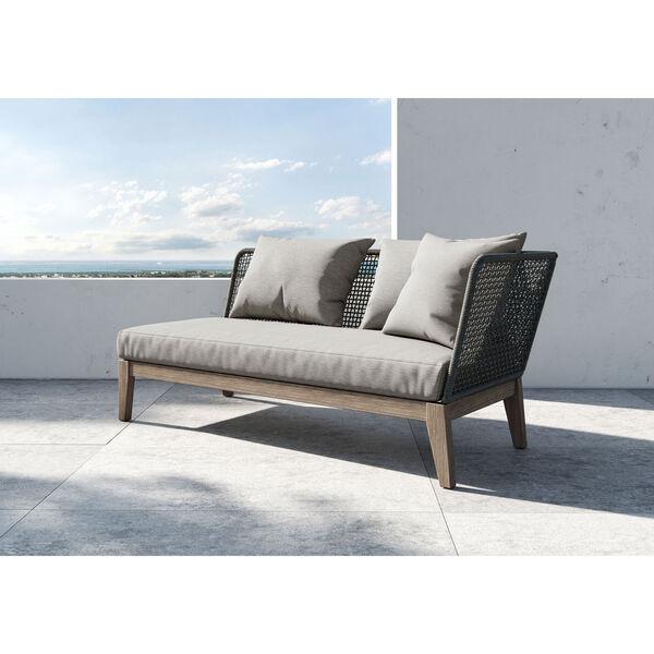 Netta Outdoor Right Arm Sofa, image 8