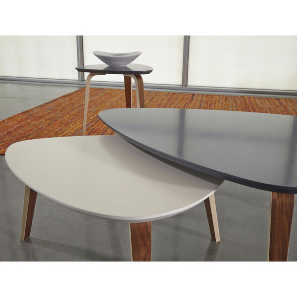 Stacey Black Medium Cocktail Table, image 4