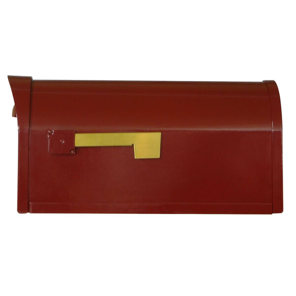 Dylan Wine Curbside Mailbox, image 5