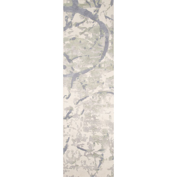 Illusions Gray Rectangular: 7 Ft. 6 In. x 9 Ft. 6 In. Rug, image 6