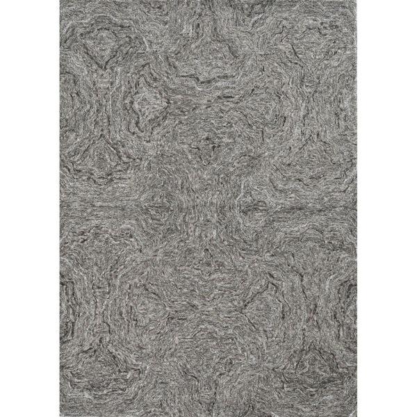 Serenity Gray Rectangular: 5 Ft. x 7 Ft. Rug, image 1