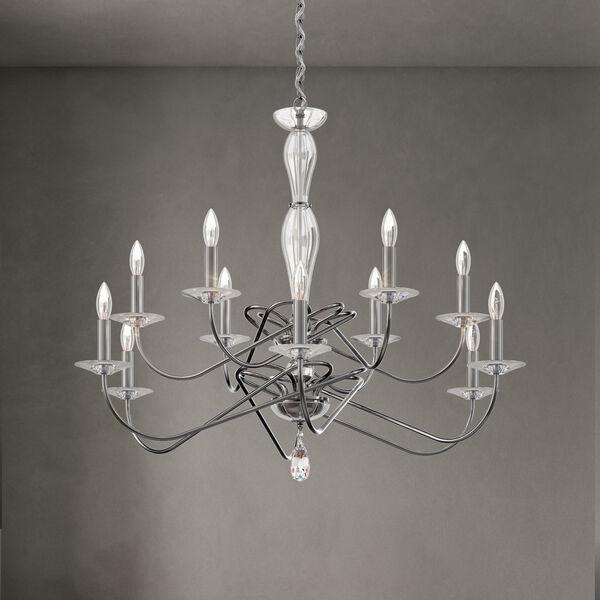 Arabesque 12-Light Chandelier, image 2