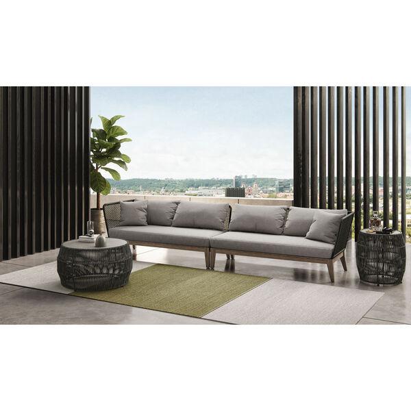 Netta Outdoor Right Arm Sofa, image 6