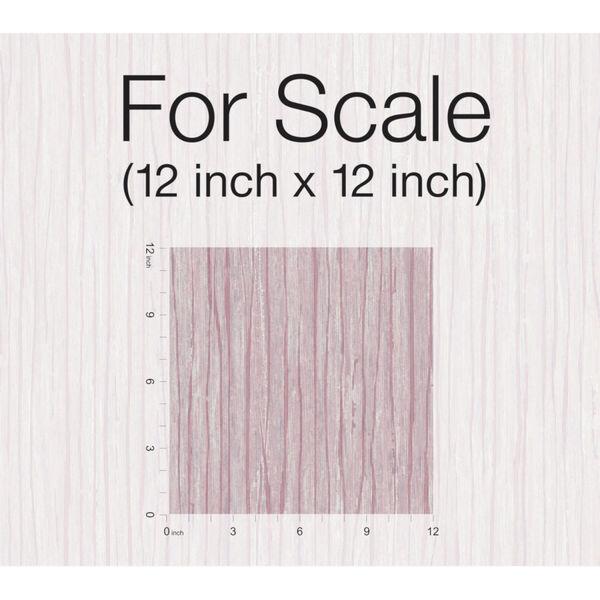 Antonina Vella Elegant Earth Berry Temperate Veil Stripes Wallpaper, image 3