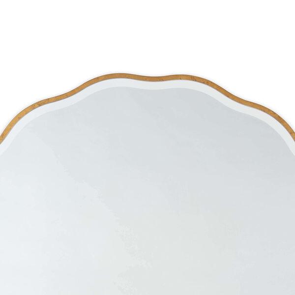 Candice Gold Leaf Mirror, image 3