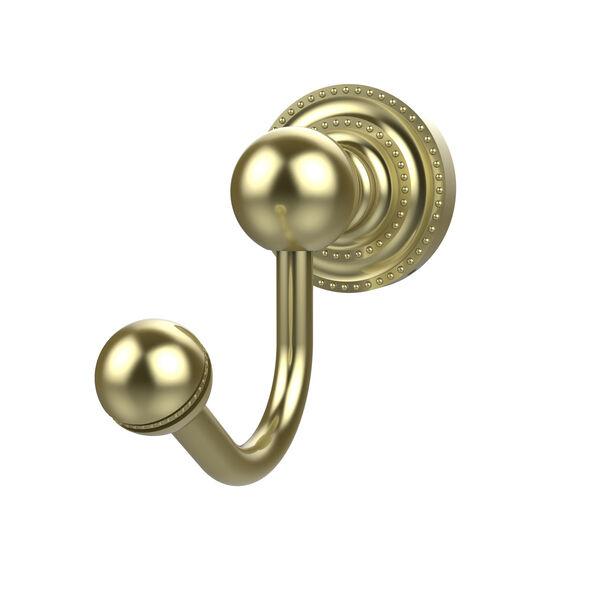 Dottingham Satin Brass Utility Hook, image 1