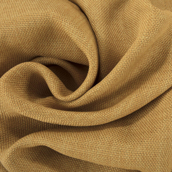 Gold 108 x 50-Inch Polyester Blackout Curtain Single Panel, image 6