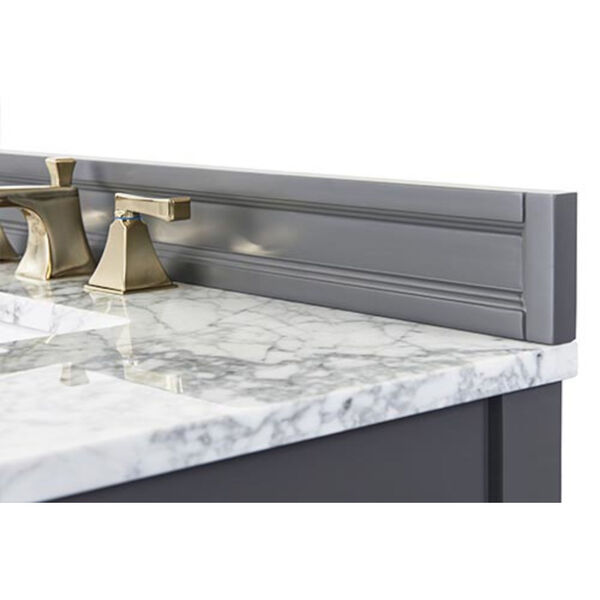 Adeline Sapphire 48-Inch Vanity Console with Farmhouse Sink, image 2
